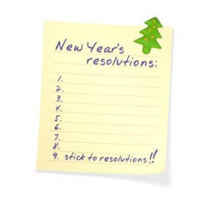New Year's Resolutions For Investors