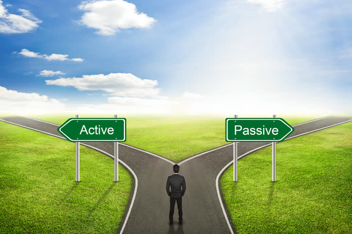 Active or Passive Types of Investors