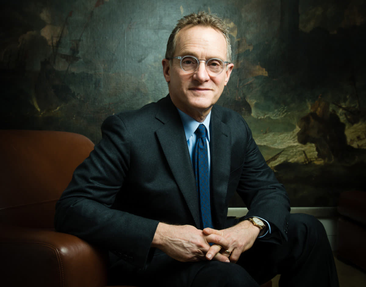Howard Marks, Author Mastering The Market Cycle